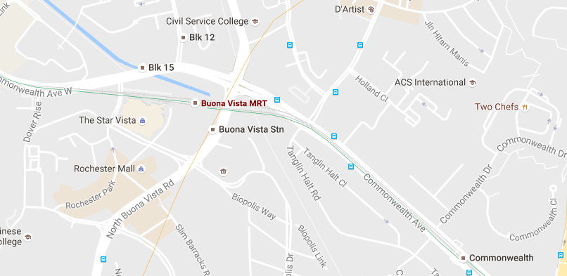 Aircon Servicing in Buona Vista