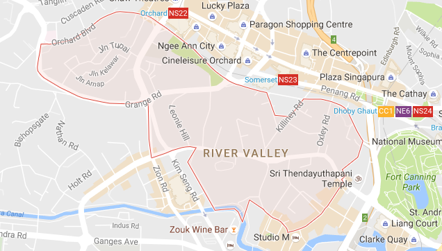 Aircon Servicing in River Valley