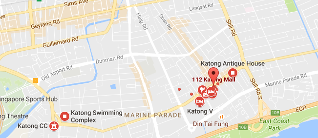 Aircon Servicing in Katong
