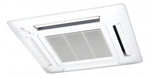 Ceiling or floor type air conditioners