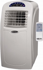 Movable air conditioners