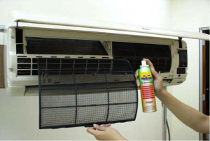 chemical aircon service