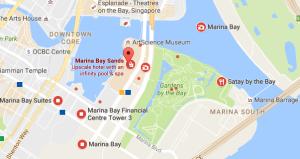 Aircon Servicing in Marina Bay