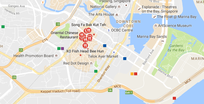 Aircon Servicing in Chinatown